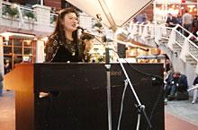 Grace Singing 1994